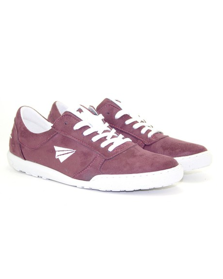 be free – Sneaker Low-Cut rosa from be free