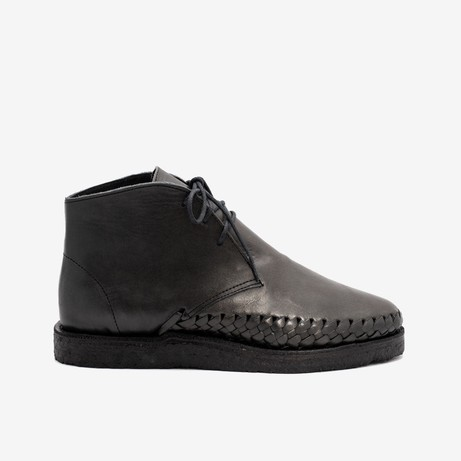 Gabriel Desert Boot All Black from Cano