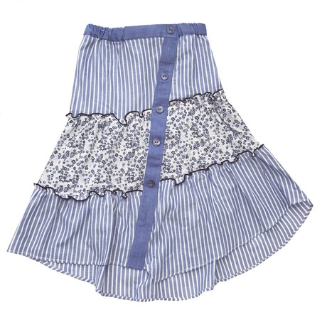 Blue Soline Skirt from Citron Jaune