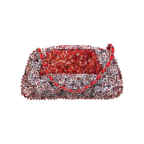 Cayolo Clutch Chain Red from Disenyo