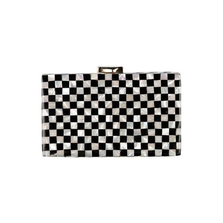 Checkmate Clutch from Disenyo