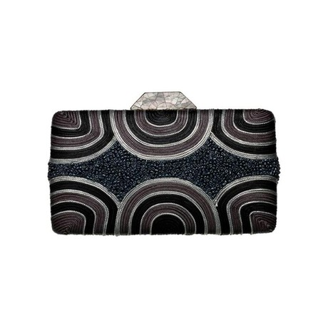 Diwata Clutch Grey from Disenyo