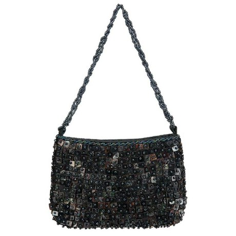 Asawa Clutch Black from Disenyo