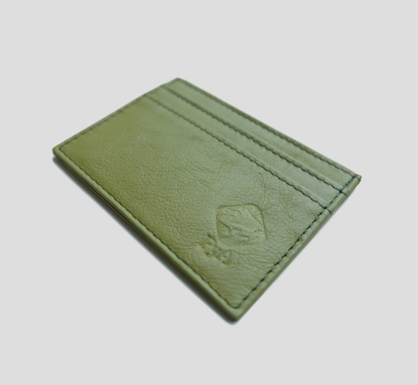 Mini Wallet Olive Green Wallet from FerWay Designs