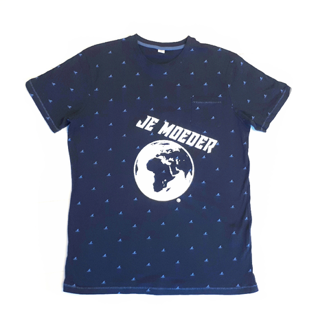 Shirt Haaienvin unisex from Je Moeder