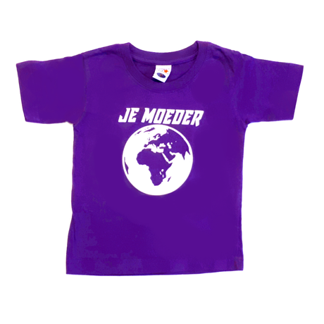 Kids paars from Je Moeder