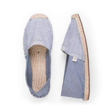 Caesious Blue ExtraFit Espadrilles for Women from Kingdom of Wow!