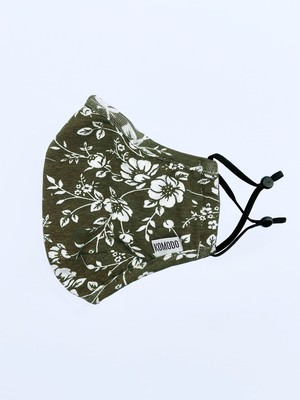 REUSABLE FACE FABRIC FACE MASK - ORCHARD from KOMODO