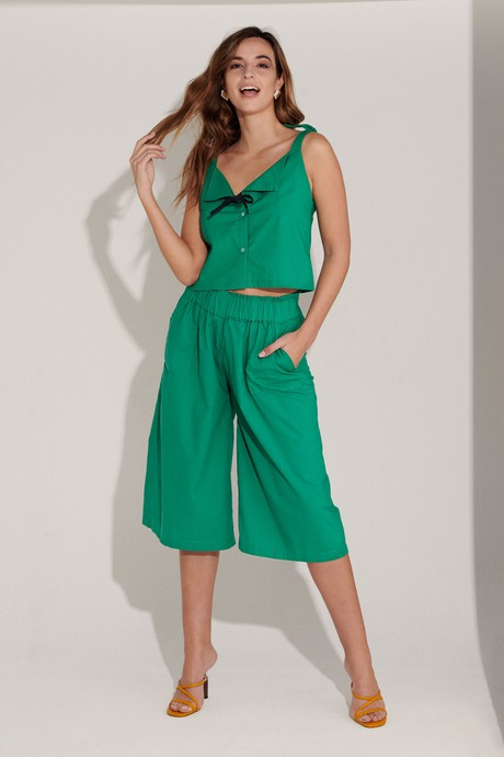 Haydee Trousers - Green from M.R BRAVO