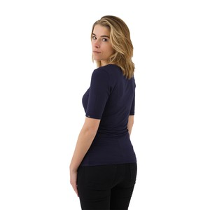 The Original Shortsleeve – Navy from Royal Bamboo