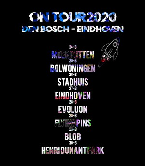 On tour 2020 from Supernoud