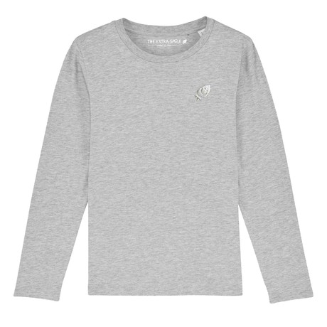 Pre-Order Alix' grey T-shirt from The Extra Smile