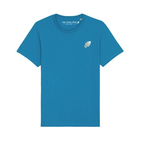 For adults: pre-order Harper's blue T-shirt from The Extra Smile