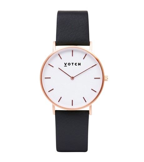 Rose Gold & Black | Classic from Votch