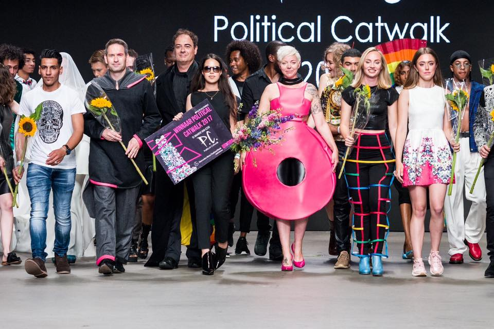 The Political Catwalk: Fashion x Politics