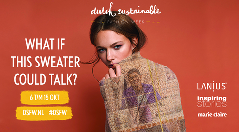 Talking Trash tijdens de Dutch Sustainable Fashion Week
