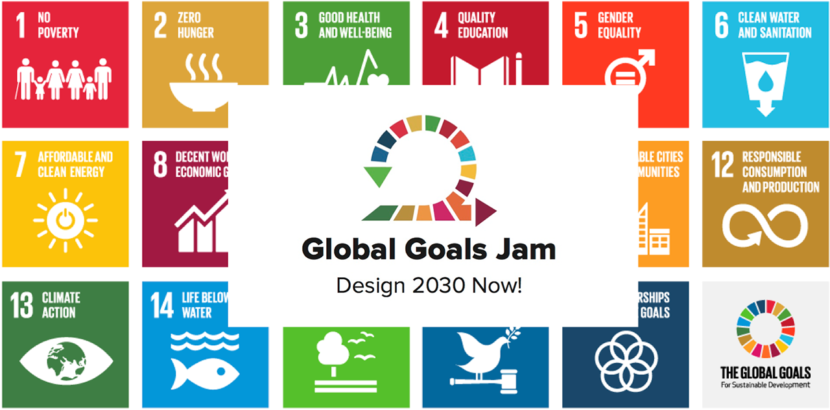 De Global Goals Jam in Enschede
