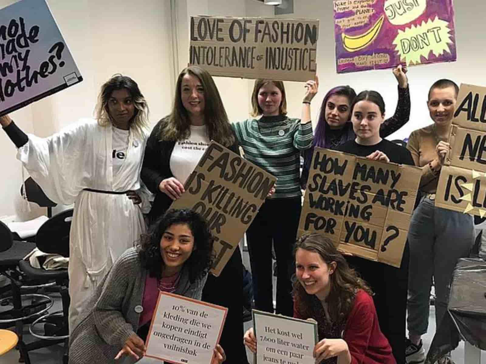 Kleding Zoeken.Cece Update Het Fashion Front Bij De Klimaatmars Zoeken Met