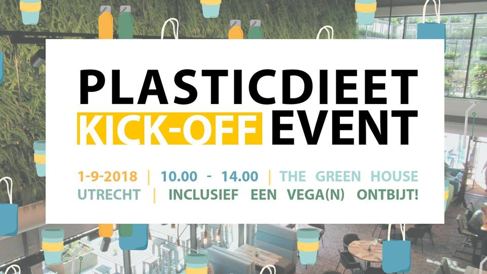 Plasticdieet Kick-off Event!
