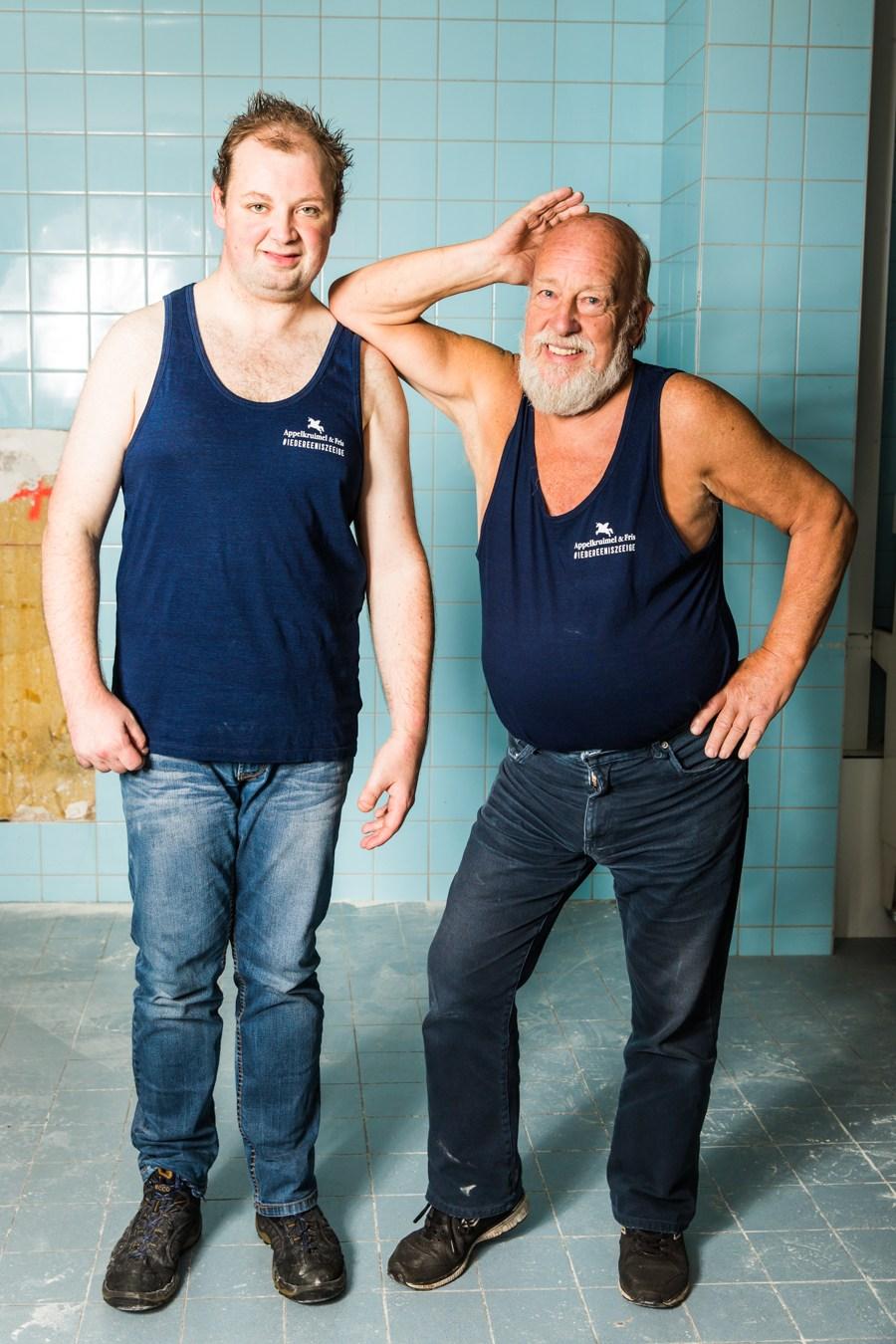 Hemd Heren from AppelKruimel&Fris