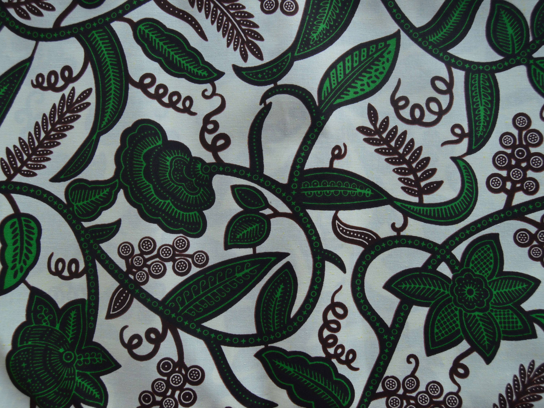 Edu African Print Crop-Top from Atelier D'Afrique