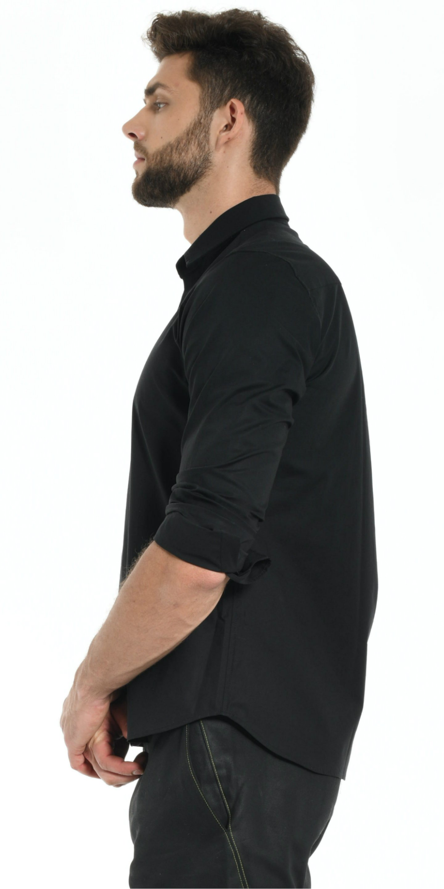 BLACK SHIRT from BEARD & FRINGE