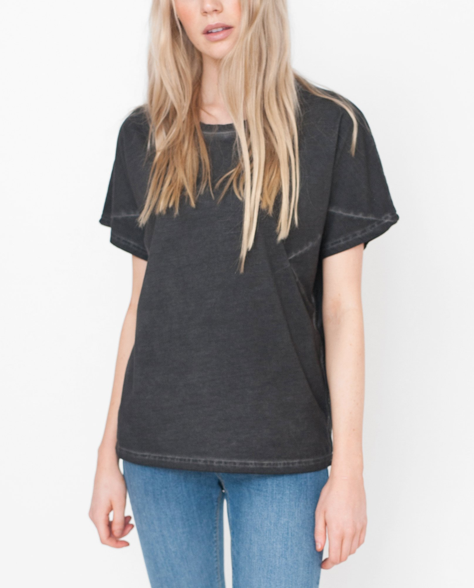 COURTNEY Organic Cotton Top from Beaumont Organic