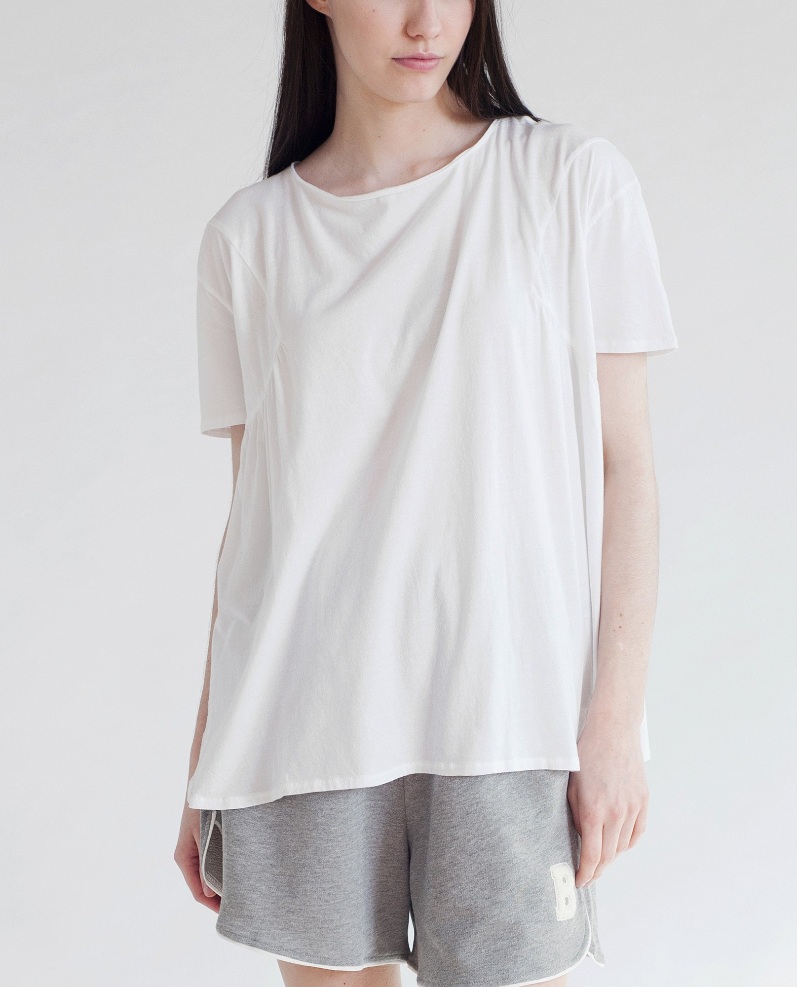 HOLLY Organic Cotton Top from Beaumont Organic