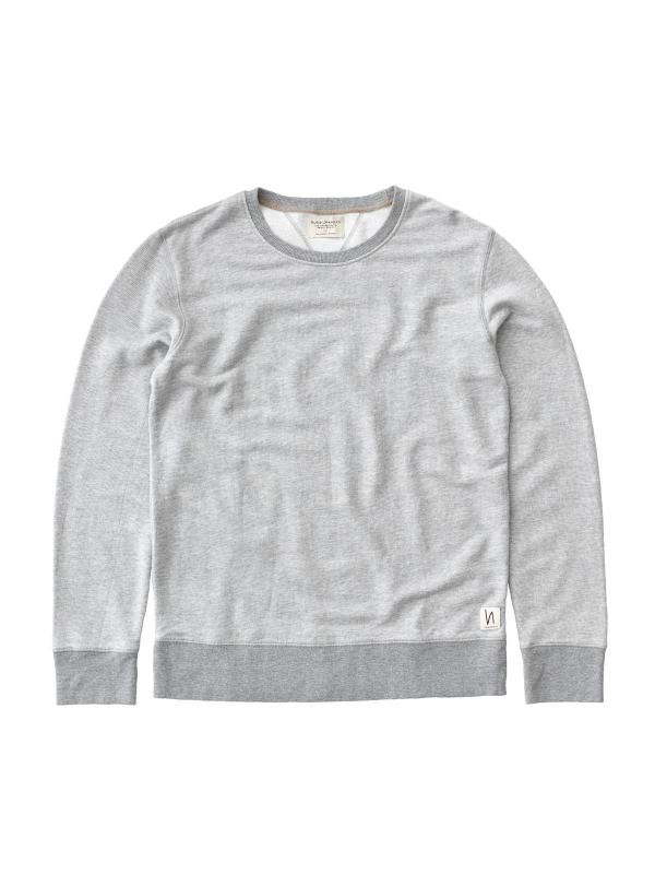 Evert Sweatshirt - grijs from Brand Mission