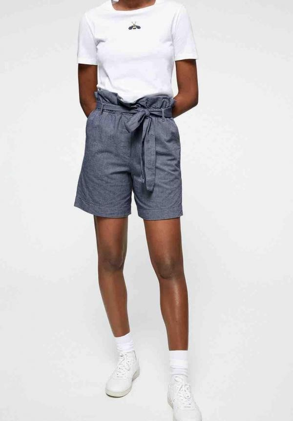 Tabitha shorts - chambray from Brand Mission