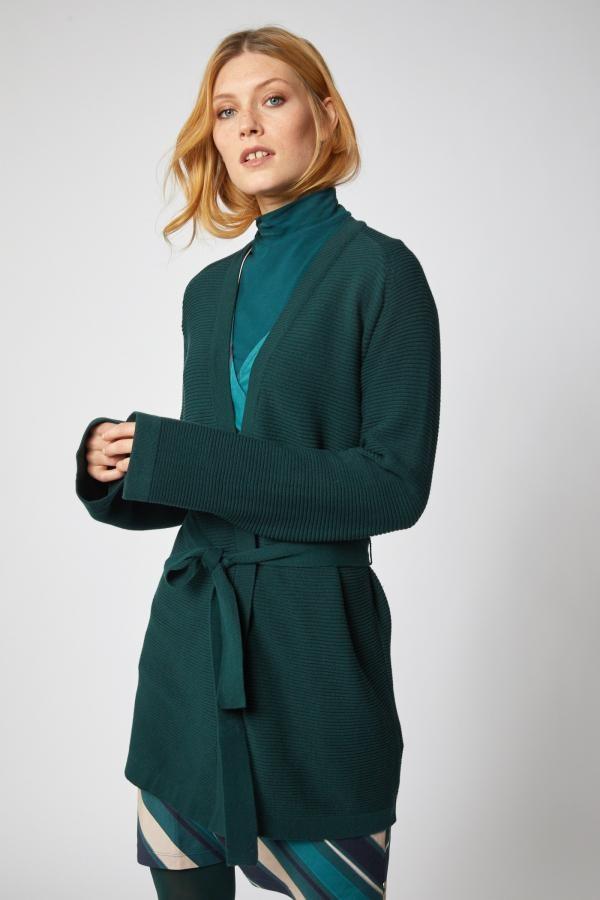 Rib vest - groen from Brand Mission