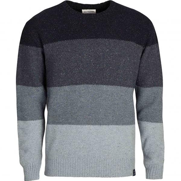 Sweater Autumn - blauw from Brand Mission