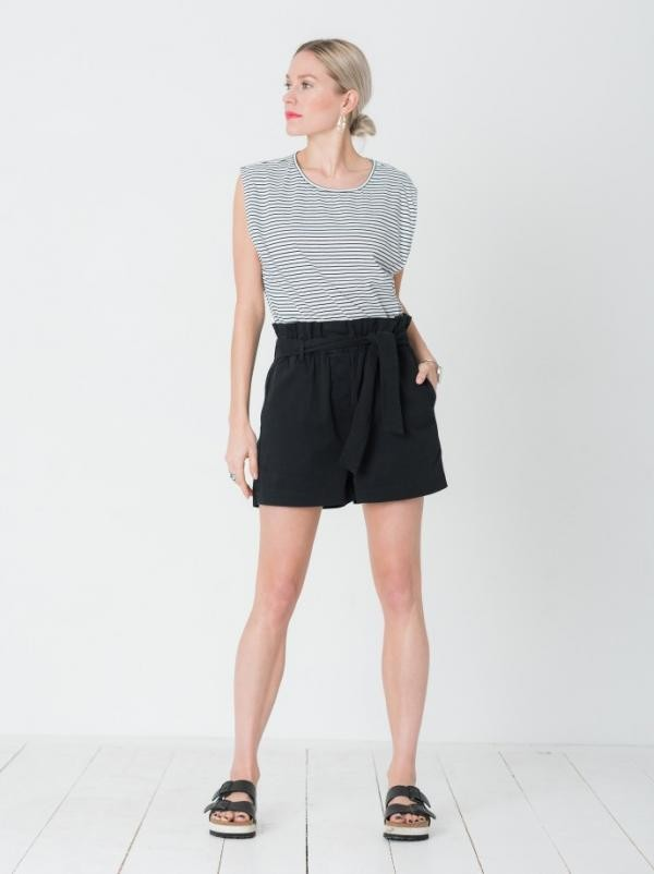 Holiday shorts - zwart from Brand Mission
