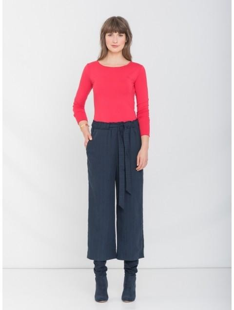 Ida top- rood from Brand Mission