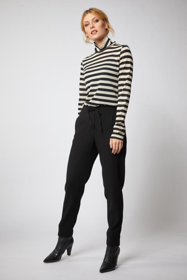 Wollen Jog pantalon - zwart from Brand Mission
