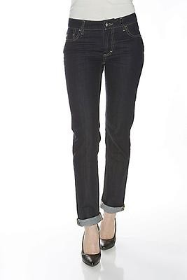 Grace klassieke jeans - dark blue from Brand Mission