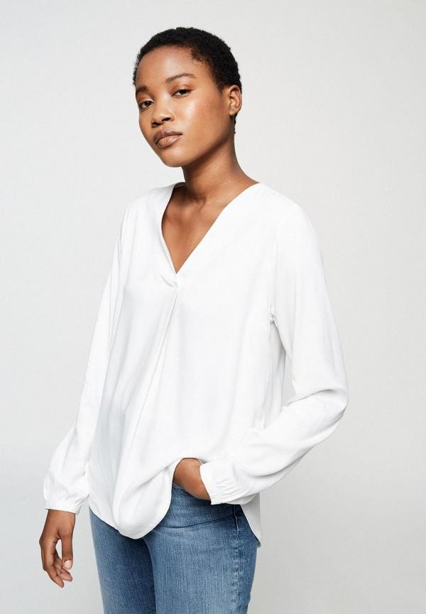 Felicitas blouse - off white from Brand Mission