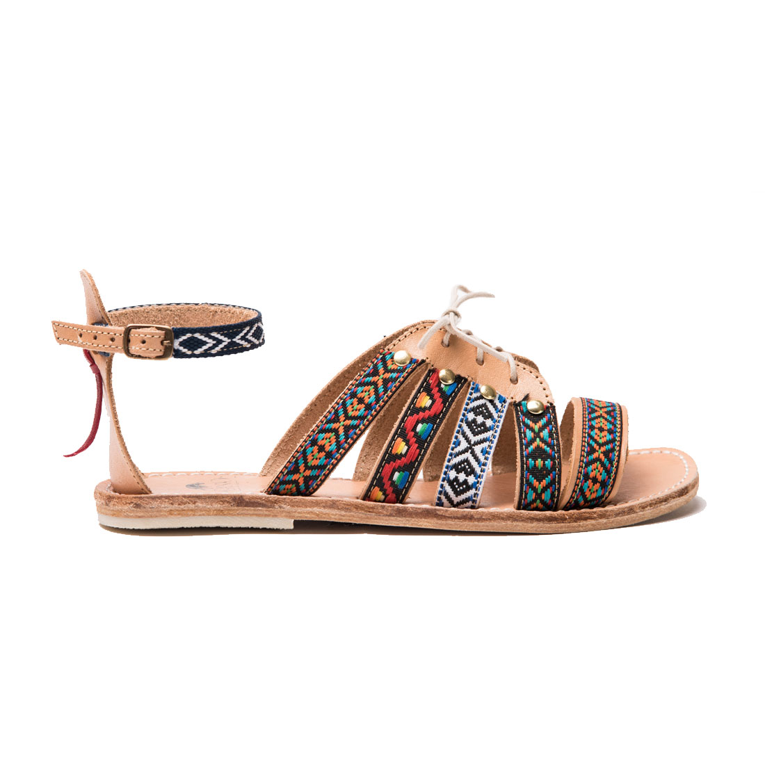 Huichol Sandal from Cano
