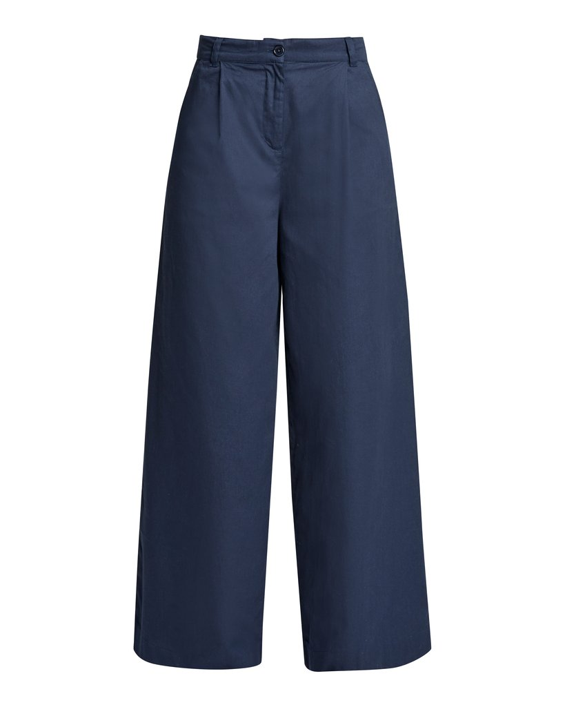 Eve Trousers Navy from Charlie + Mary