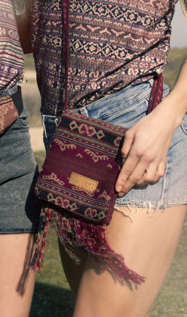Fringe Bag from CURMS