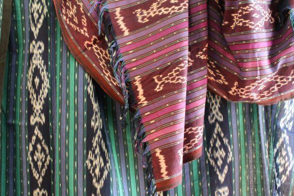 Ikat 'halus'   single (115 x 220) from CURMS