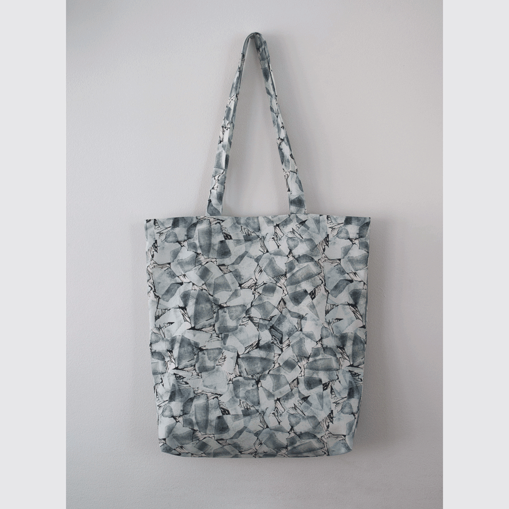 Tote bag Ice from Dastoon