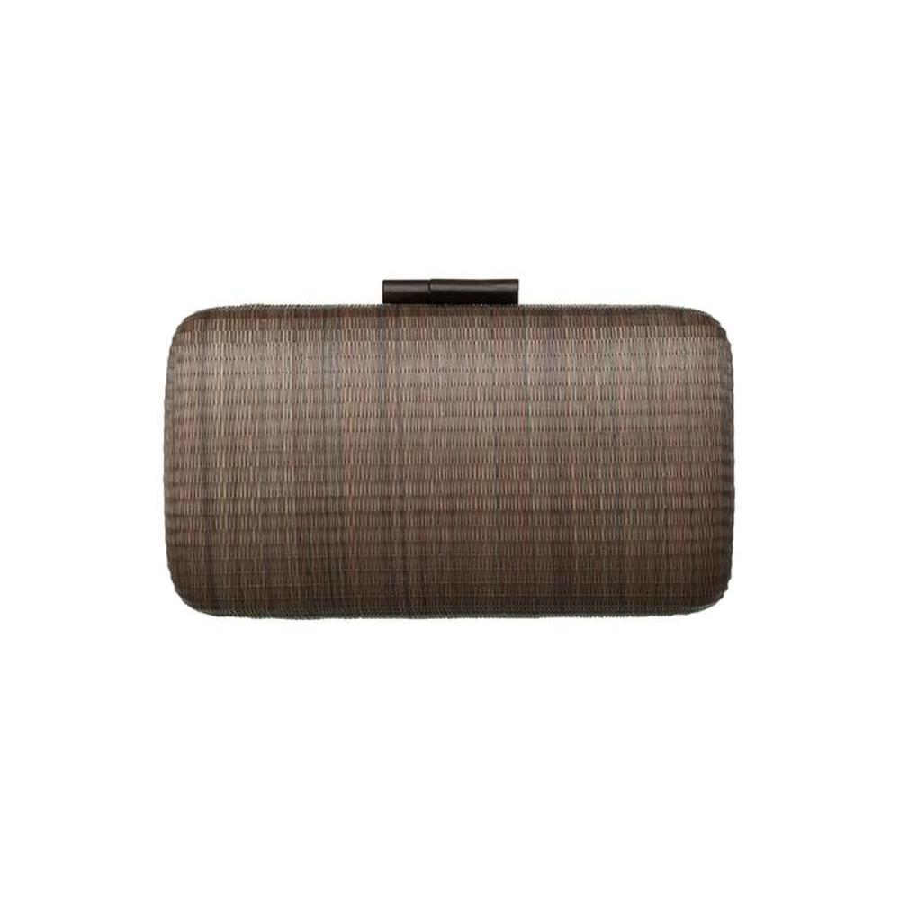 Chona Clutch Taupe from Disenyo