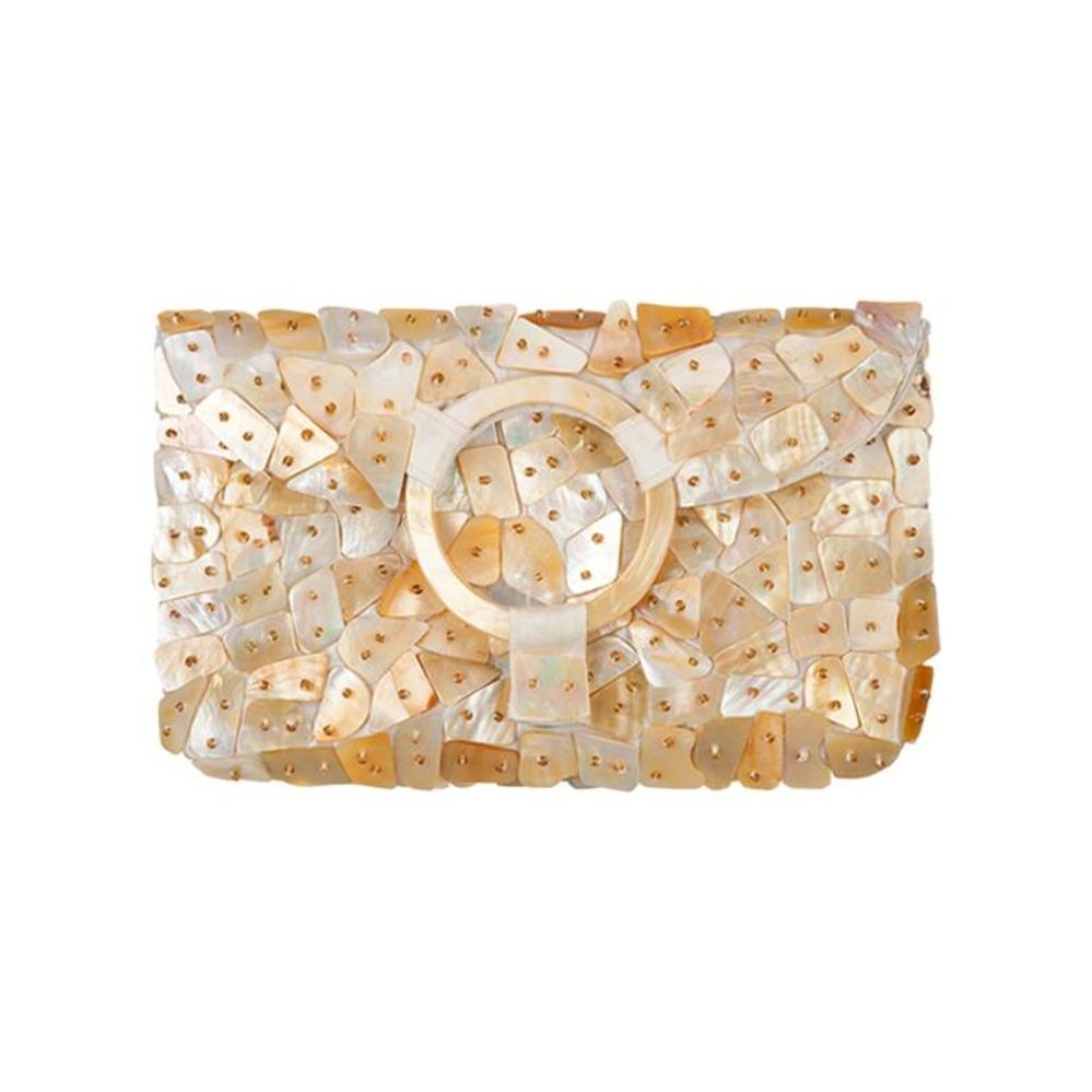 Envelop Clutch Gold from Disenyo