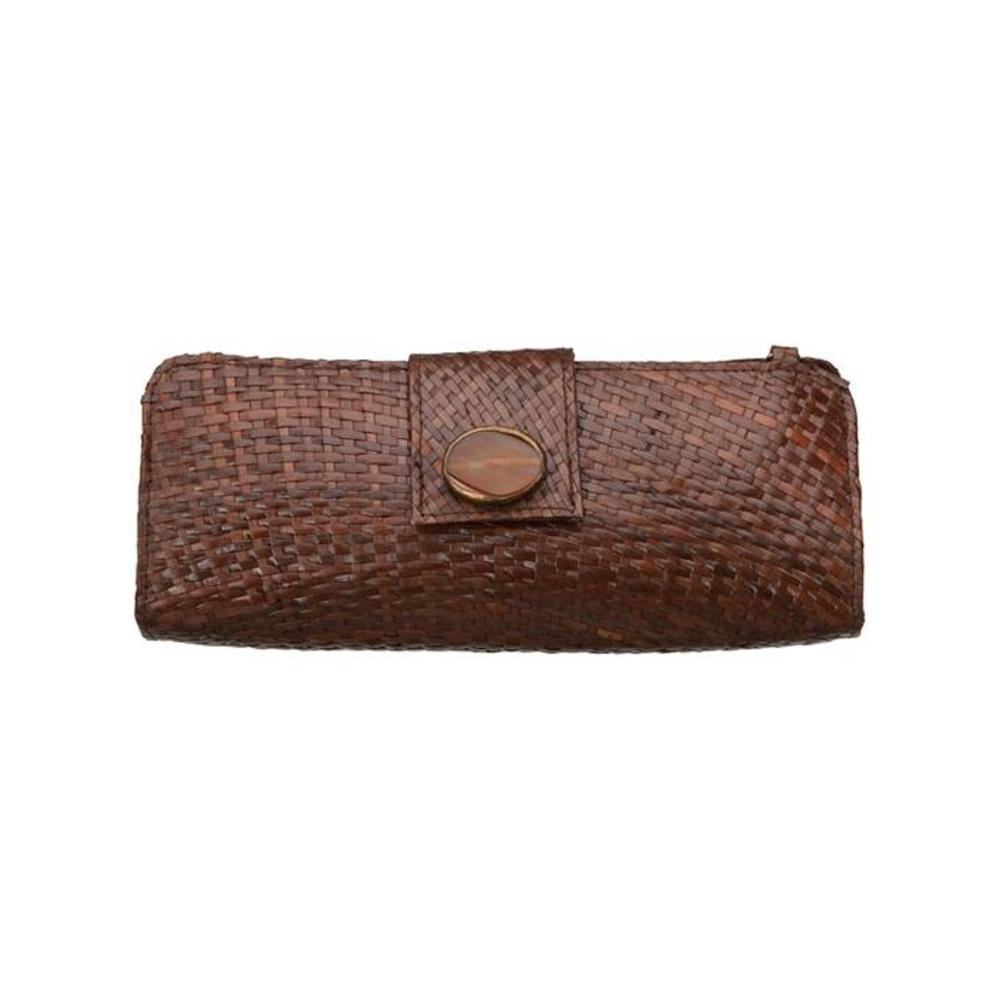 Marcia Clutch Brown from Disenyo