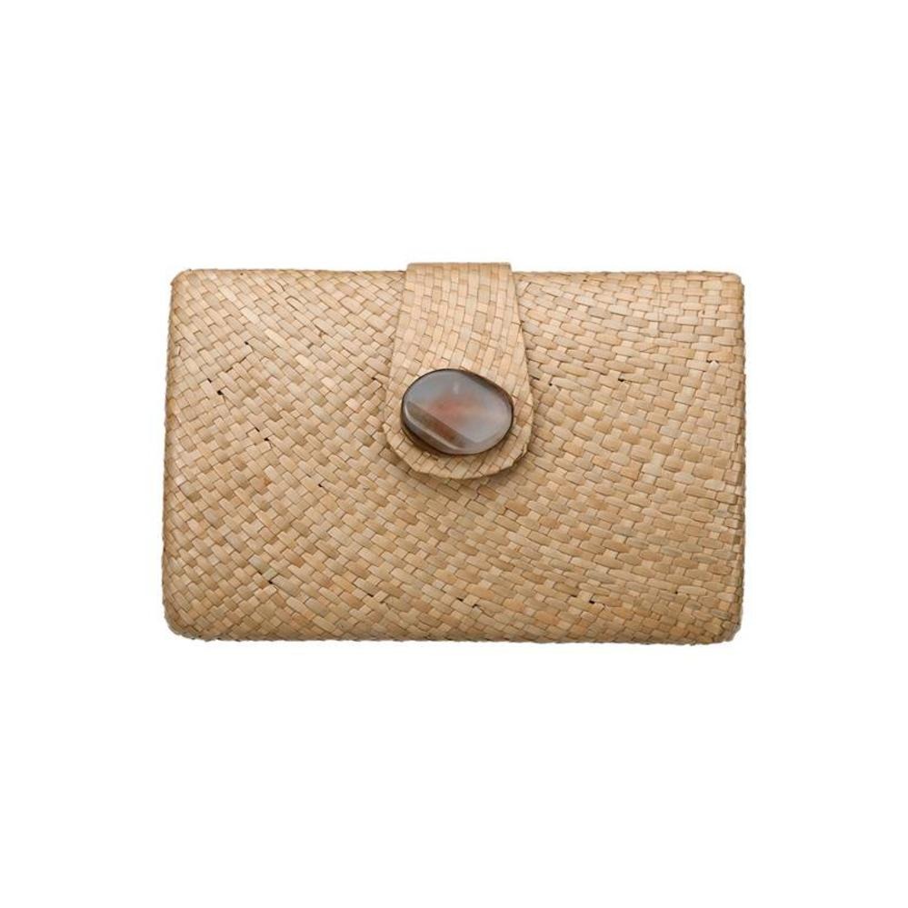 Maganda Clutch Cream Pearl from Disenyo