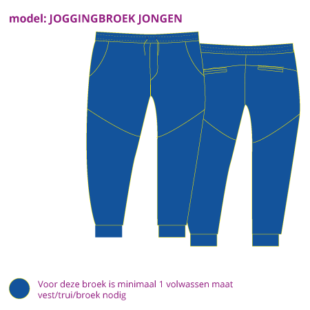 Joggingbroek from Dress en Les