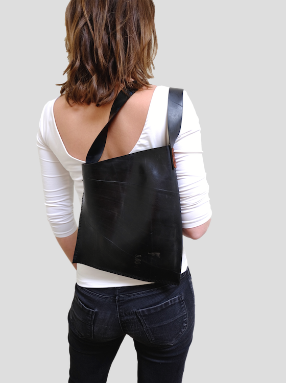 Stitch'ed Shoulder bag from FerWay Designs
