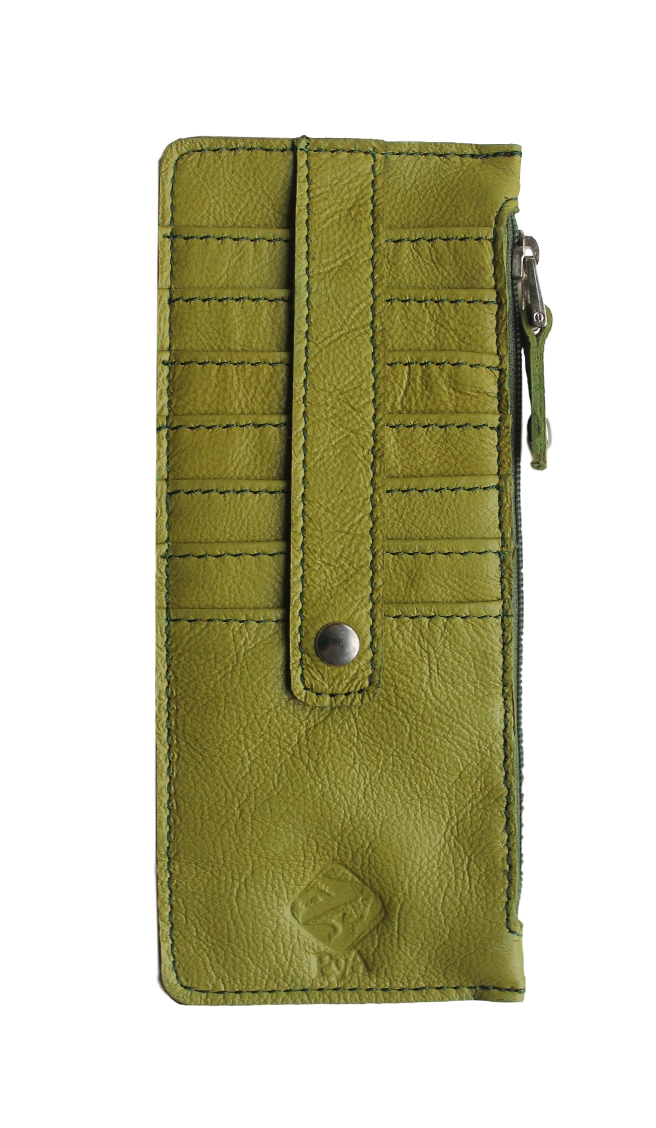Marcal Olive Green Wallet from FerWay Designs