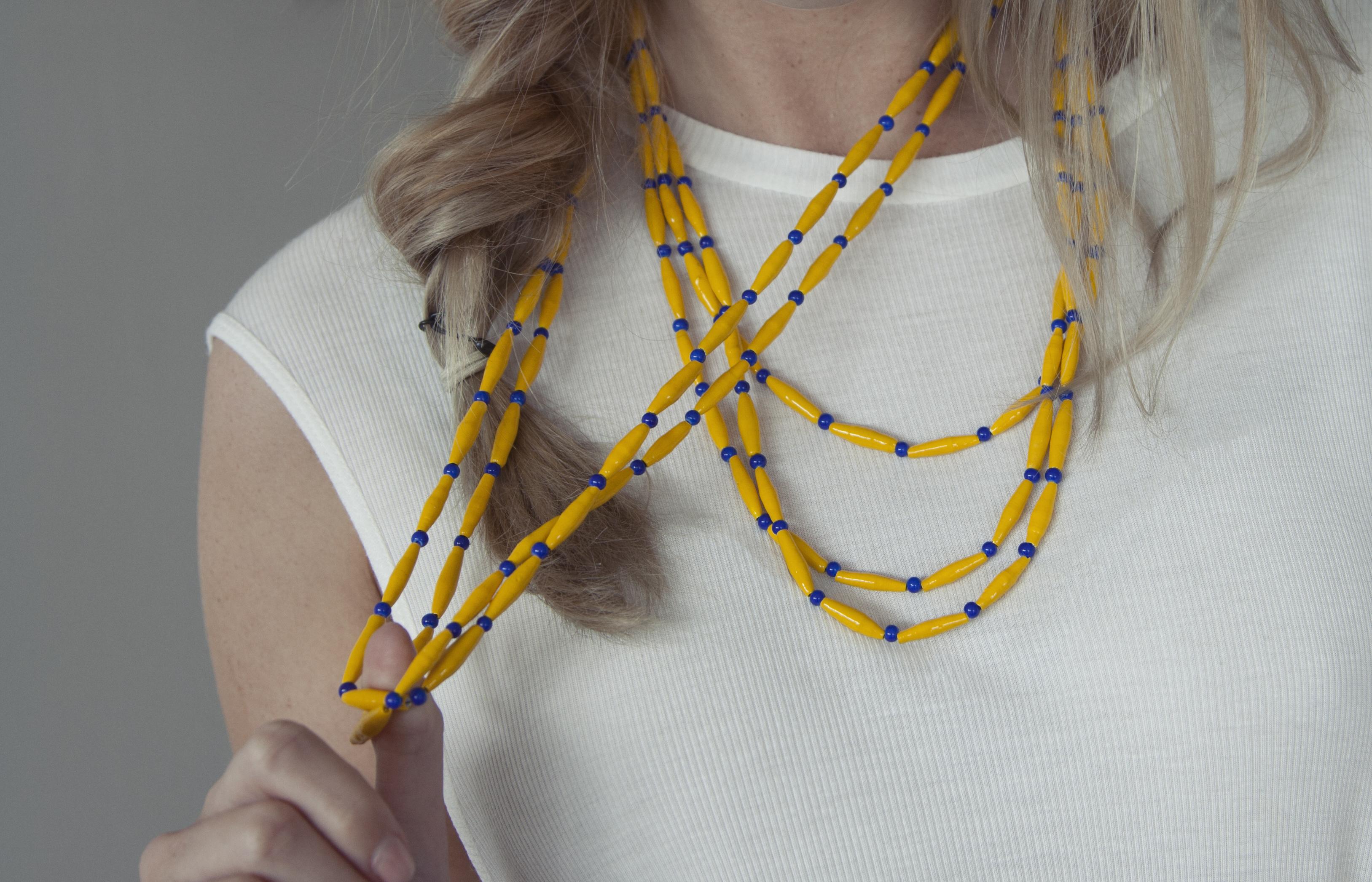 León Necklace from FerWay Designs